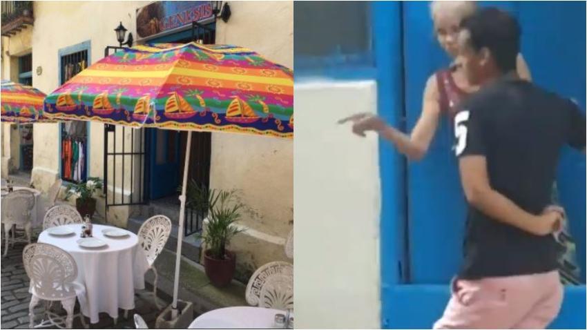 Propietaria de paladar privado en Cuba despide a un empleado por hacer video en Facebook exponiendo la realidad de la isla