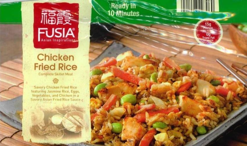 Retiran del mercado más de 25.000 paquetes de comida china en EEUU