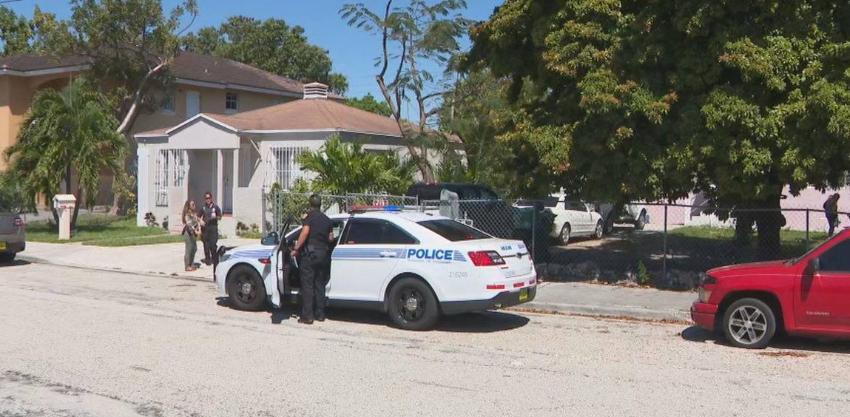 Inquilino atacó a propietario de una vivienda de Miami con un machete