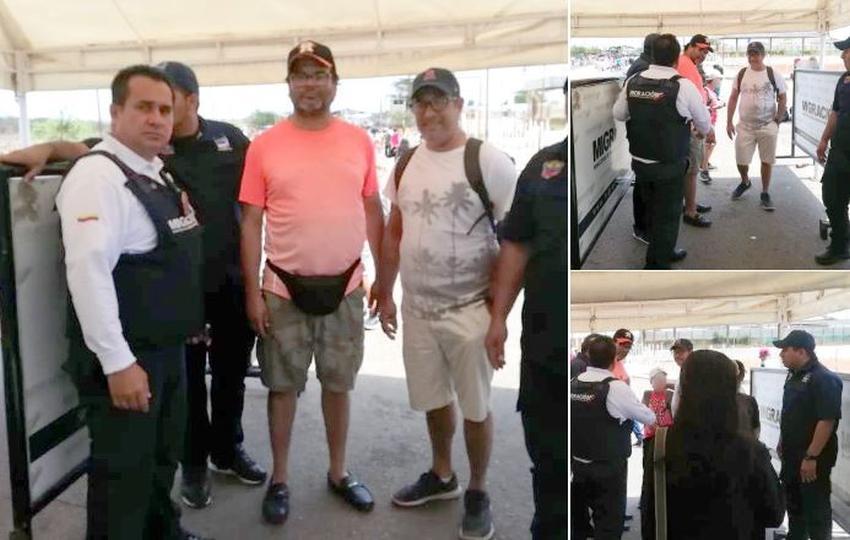 Gobierno colombiano impide la entrada al país de un primo de Maduro que iba a vacacionar huyendo del apagón