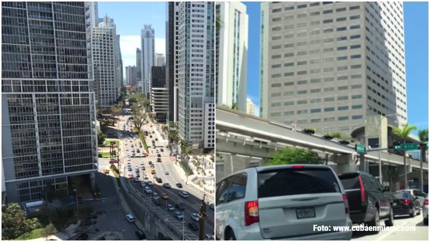 Cubanos en Miami más preocupados por el precio de la renta que por el tráfico en la ciudad