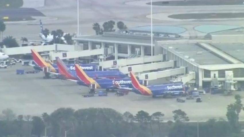 Southwest Boeing 737 Max realiza un aterrizaje de emergencia en el Aeropuerto Internacional de Orlando