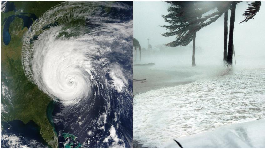 Nombres que tendrán los huracanes para la temporada ciclónica del 2019