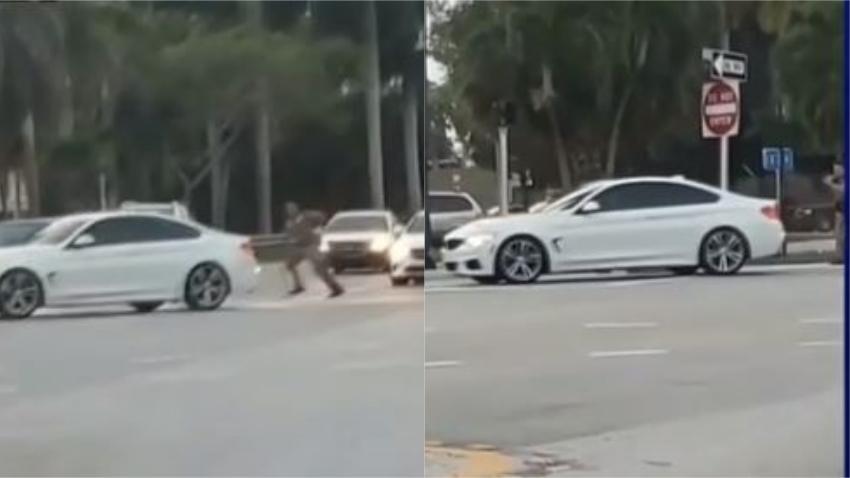 Oficial de Florida Highway Patrol dispara y mata a conductor en parada de tráfico en Miami; autoridades investigan
