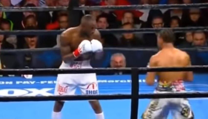 Roban pelea al boxeador cubano Yordenis Ugás frente al campeón mundial Shawn Porter