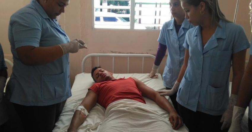 Nuevo accidente en Jagüey Grande deja a una persona muerta y a otras 14 heridas