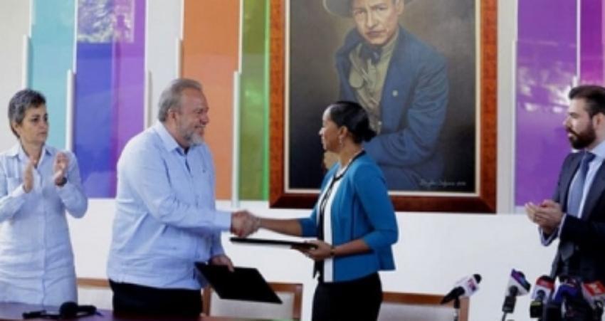 Gobiernos de Cuba y Nicaragua firman convenio para promover el turismo e identificar oportunidades de inversiones