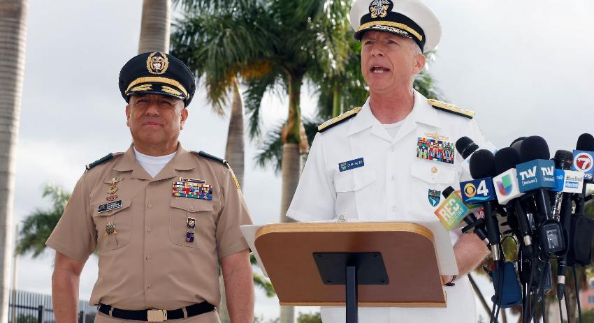 EEUU está listo para una intervención militar en Venezuela este año, advierte Jefe del Comando Sur