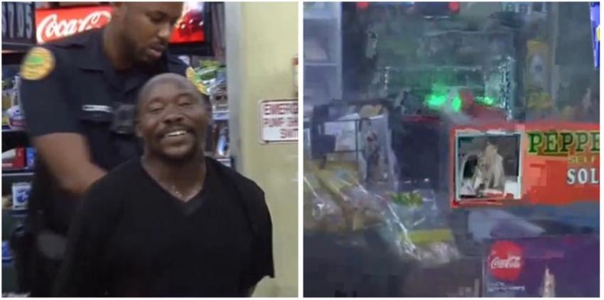 Quiso robar cerveza en la tienda de una gasolinera de Miami y terminó tras las rejas