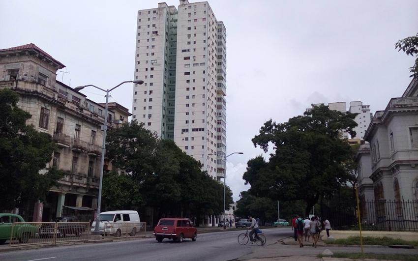 Macroproyecto pretende convertir en un corredor cultural la calle Línea de La Habana