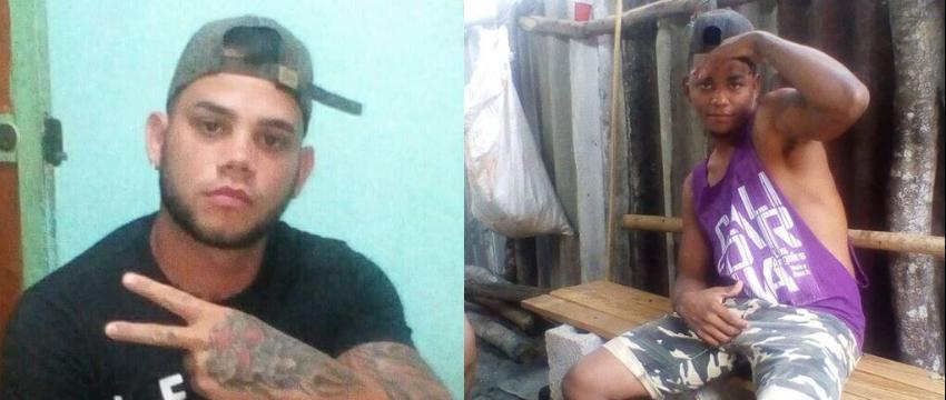 Jóvenes cubanos que penetraron ilegalmente la Base Naval de EEUU en Guantánamo, condenados a más de un año de prisión