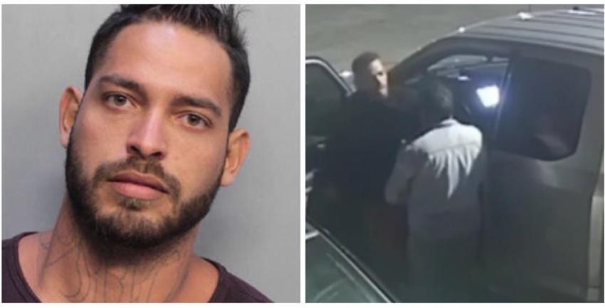 Cubano de Miami que asesinó a su amigo a sangre fría, había cometido otros crímenes y tenía orden de deportación