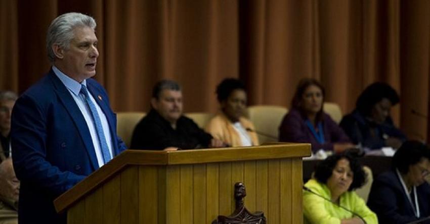 """Díaz-Canel admite que Cuba atraviesa una """"compleja coyuntura económica"""", pero evita nombrarla Período Especial"""