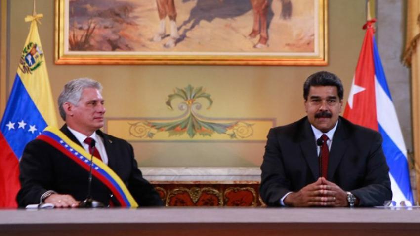 Maduro envía un millón de barriles de crudo venezolano a Cuba en dos días, pese a sanciones de Washington