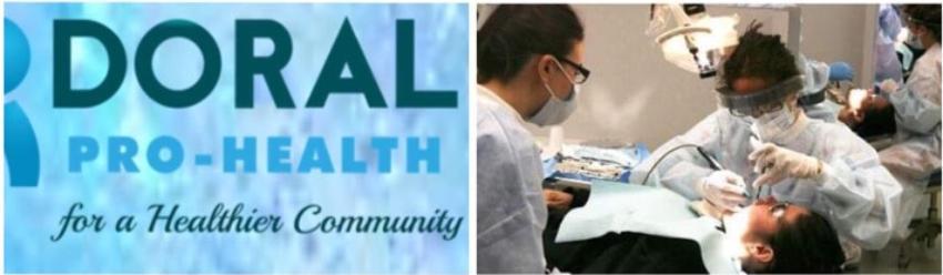 Organización Pro Health realizará consultas dentales gratuitas este fin de semana en Doral