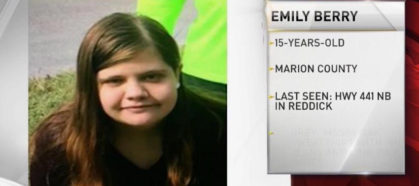 Alerta por niña desaparecida en Florida