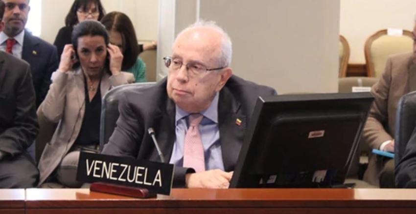 Diplomático venezolano ante la OEA denuncia injerencia de Cuba y Rusia en su país