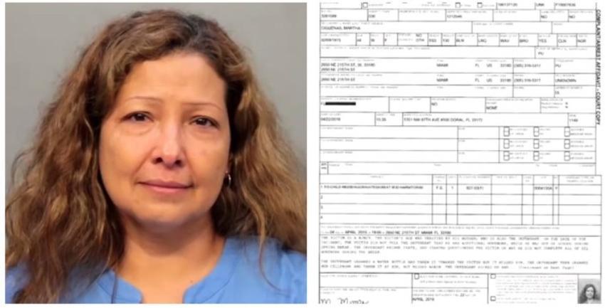 Mujer residente en Miami golpeó brutalmente a su hijo con portavelas y un mazo para ablandar carne