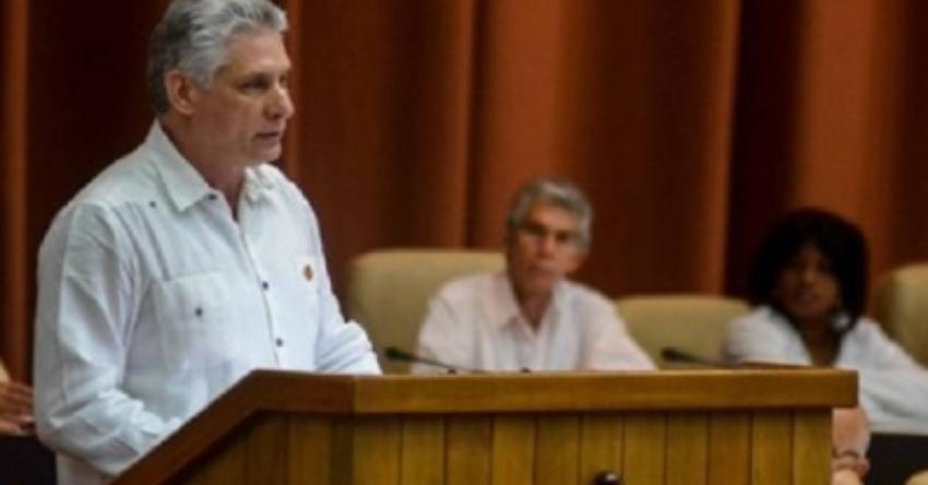 """Díaz-Canel admite que el gobierno de Cuba tiene un """"bloqueo interno"""" sobre el pueblo cubano"""