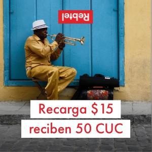 Rebtel y Recargas a Cuba