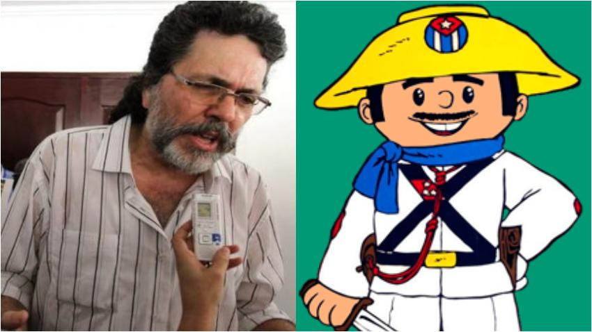 Abel Prieto asegura que Elpidio Valdés le ganó a Walt Disney