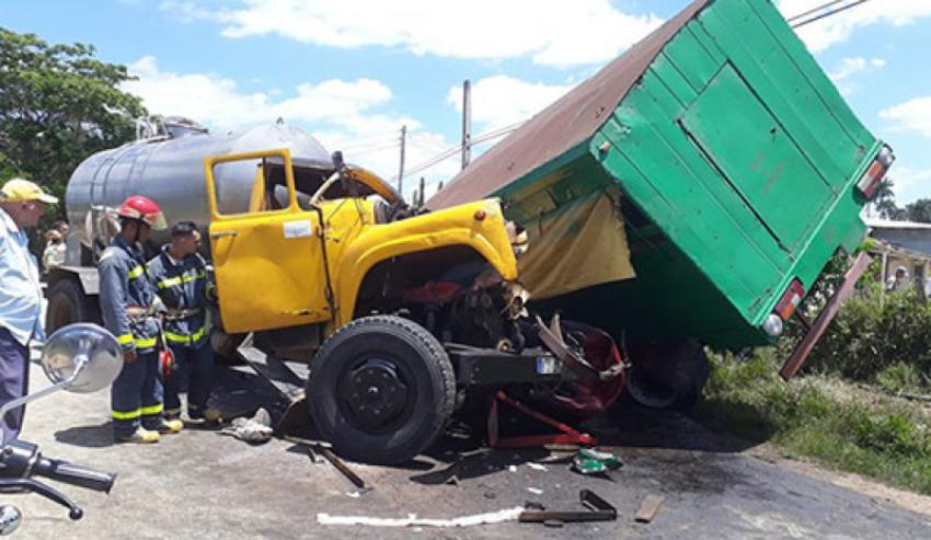 Nuevo accidente en Pinar del Río deja 32 heridos, entre ellos 12 menores