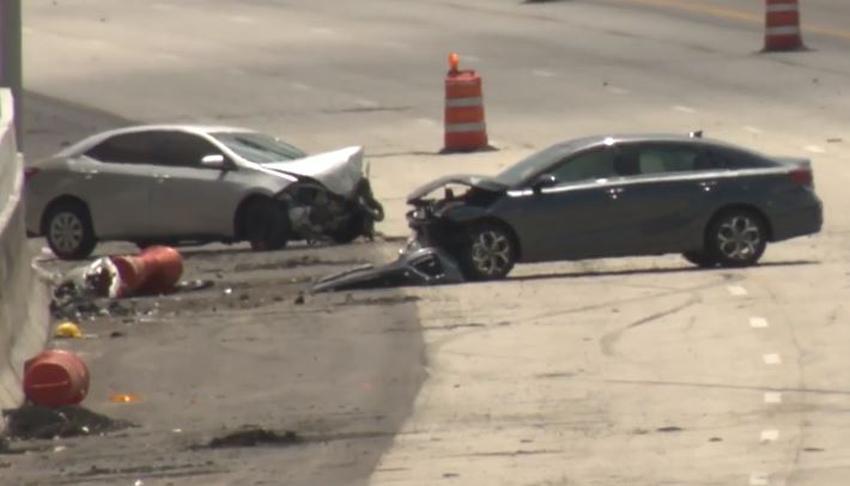 Muere niña de 2 años, y otra de 5 años resultó herida en accidente automovilístico en la I-95