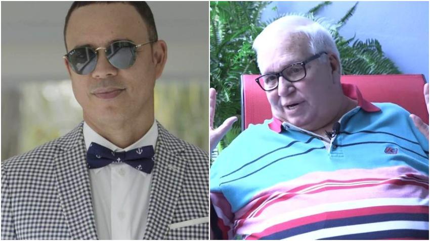 Alexis Valdés dedica sentido poema al actor cubano Orlando Casín