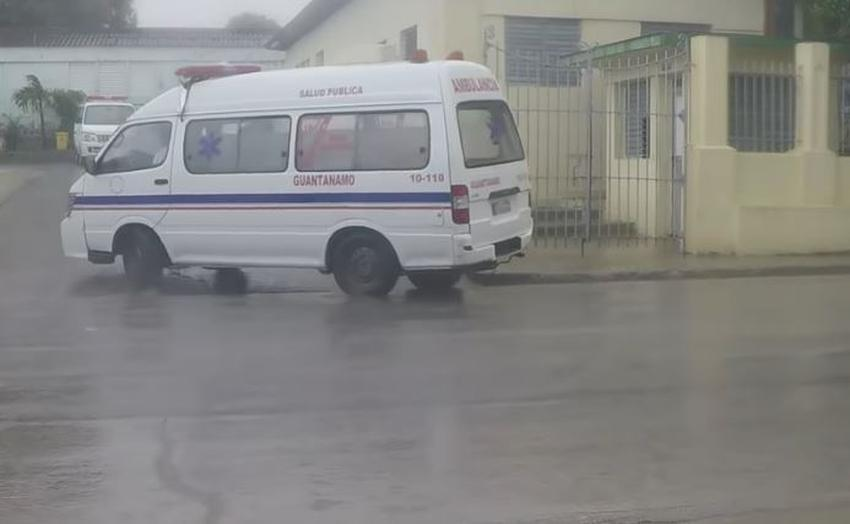 """Cubanos hablan sobre la crítica situación de las ambulancias: """"fui pedí una ambulancia y me dijeron que no, que no había"""""""