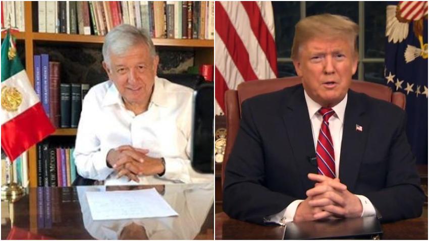 Gobierno de México cede a las presiones de Trump y pone límites a la visa humanitaria de migrantes rumbo a Estados Unidos