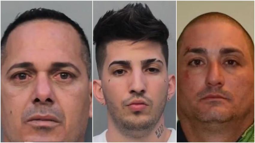 Tres hombres son arrestados tras robarle a un agente encubierto en un operativo policial en el International Mall de Miami