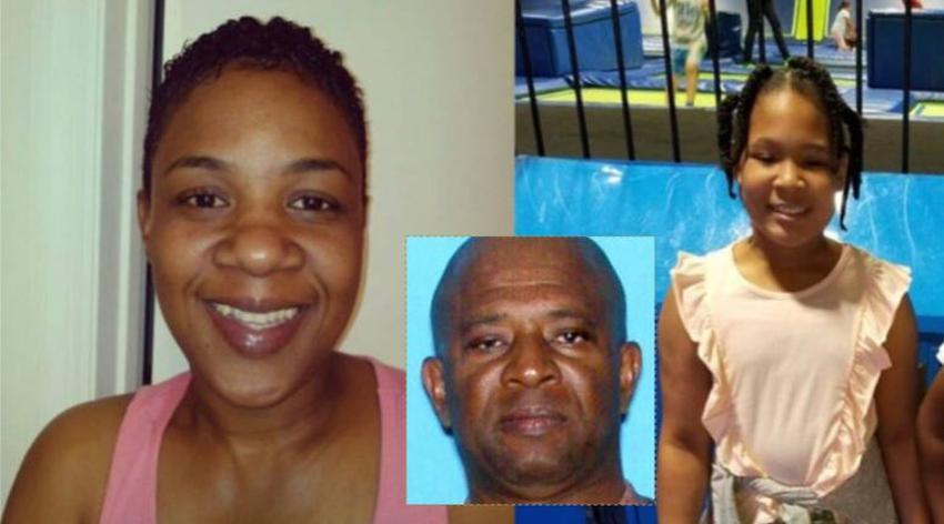 Hombre de Miami mató a su mujer e hija de 10 años con un machete; la policía aún lo busca