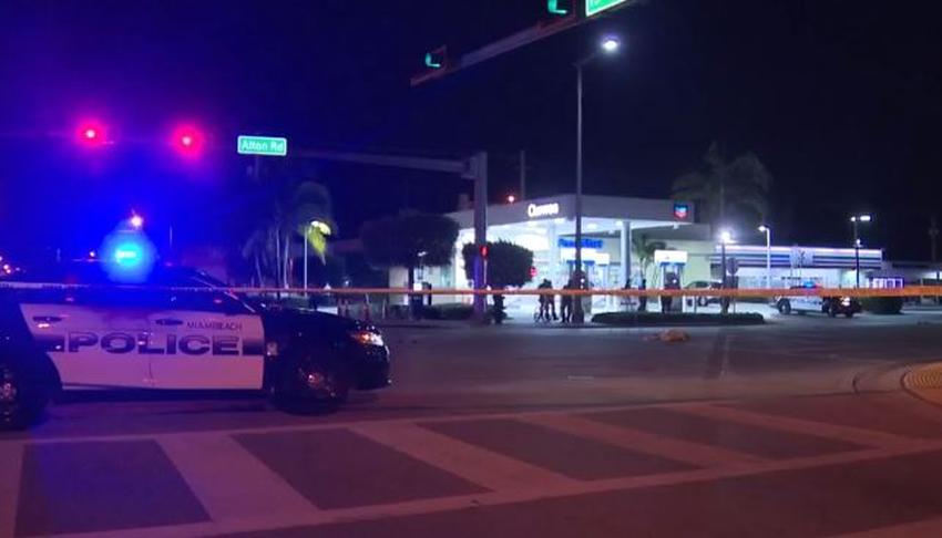 Atropellan y matan a un hombre en Miami Beach, el conductor se dio a la fuga