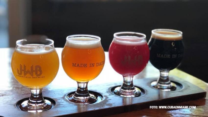 Miami entre las 10 mejores ciudades para tomar cerveza artesanal