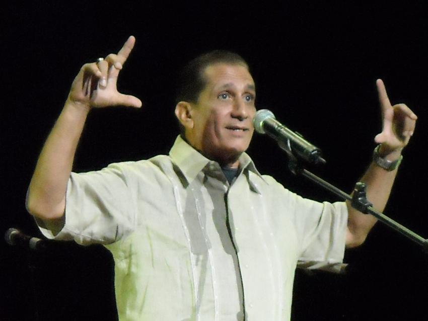 "Muere en Cuba el humorista cubano Octavio Rodríguez ""Churrisco"""