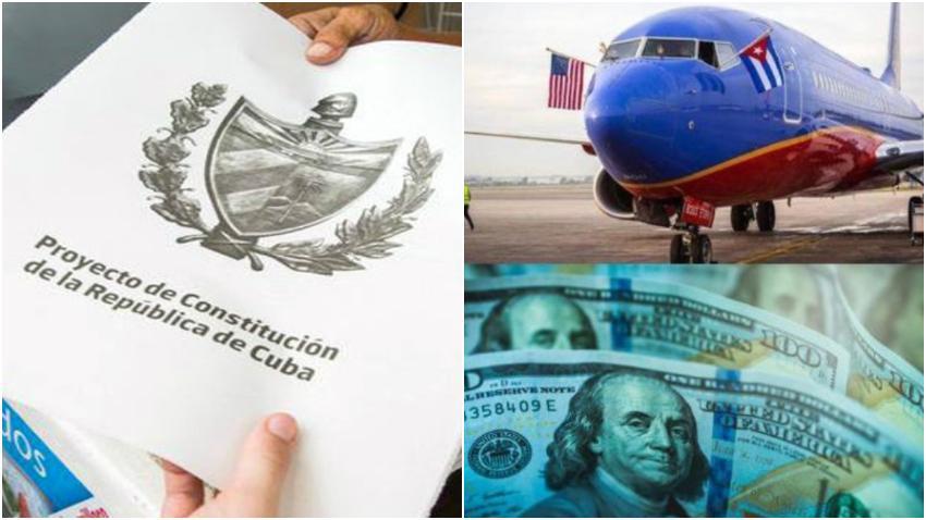 La nueva constitución en Cuba afecta más a los cubanos que las nuevas medidas de Trump sobre remesas y viajes a la isla