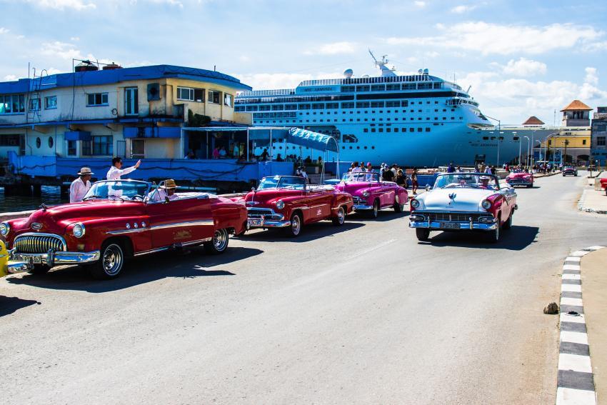 Viajes a Cuba en crucero se verán afectados por las nuevas restricciones de la Administración Trump