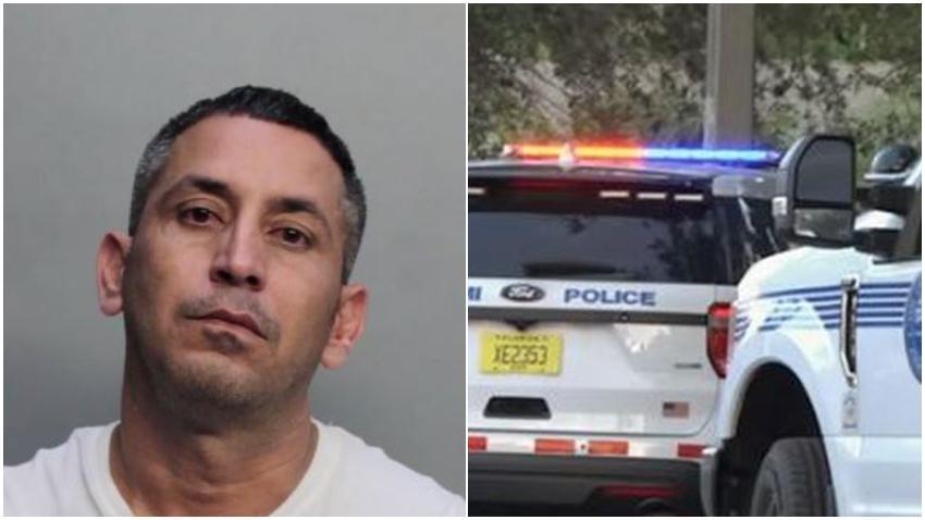 Arrestan a un cubano en Homestead por romper una botella en la cabeza de otra persona en un restaurante