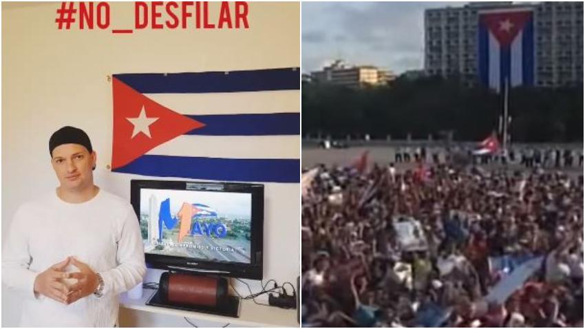 """Dedicado a los trabajadores cubanos y el primero de mayo: """"¿Qué tu vas a reclamar cubano?"""""""