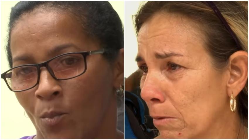 Cubanos deportados a Cuba desde México aseguran que han vivido experiencias terribles
