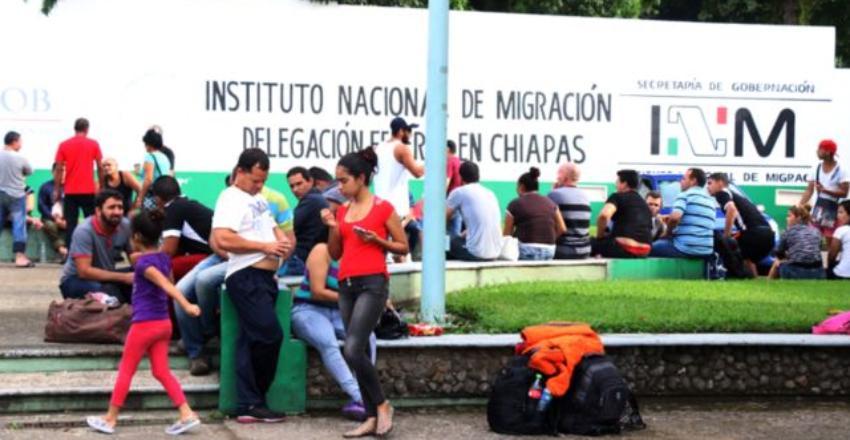 Aseguran que el INM de Chiapas dirige una cacería contra migrantes cubanos