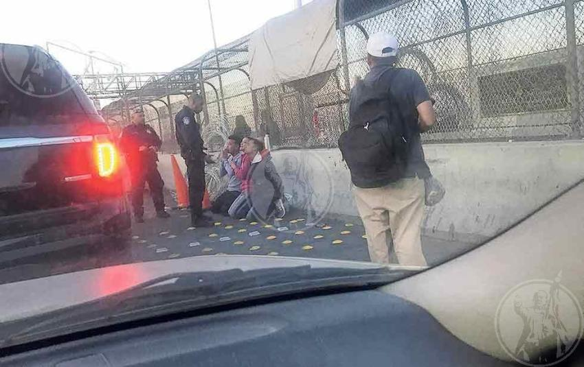 Oficiales de Estados Unidos detienen a 3 cubanos que intentaban cruzar la frontera