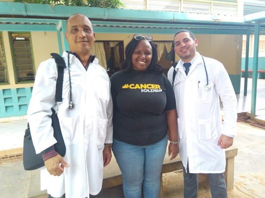 Secuestran médicos cubanos en Kenia