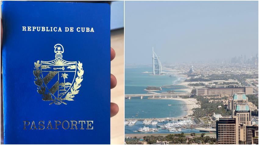 Emiratos Árabes Unidos y Cuba firman acuerdo para eliminar requerimiento de visa para los cubanos