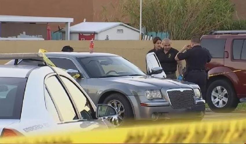 Encuentran una persona muerta dentro de un vehículo en Hialeah
