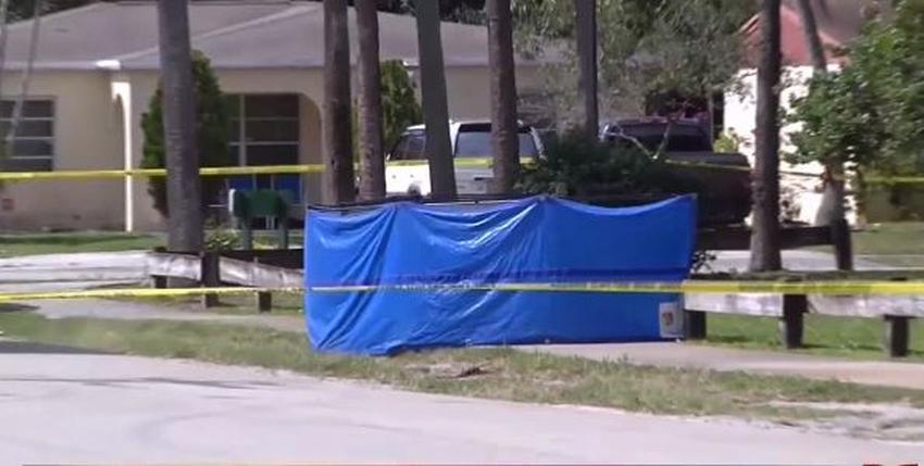 Encuentran un cadáver en un parque del sur de Florida; segundo en el mismo día en el condado