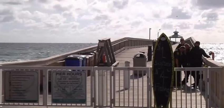 Pescador encuentra un cadáver en playa del sur de la Florida