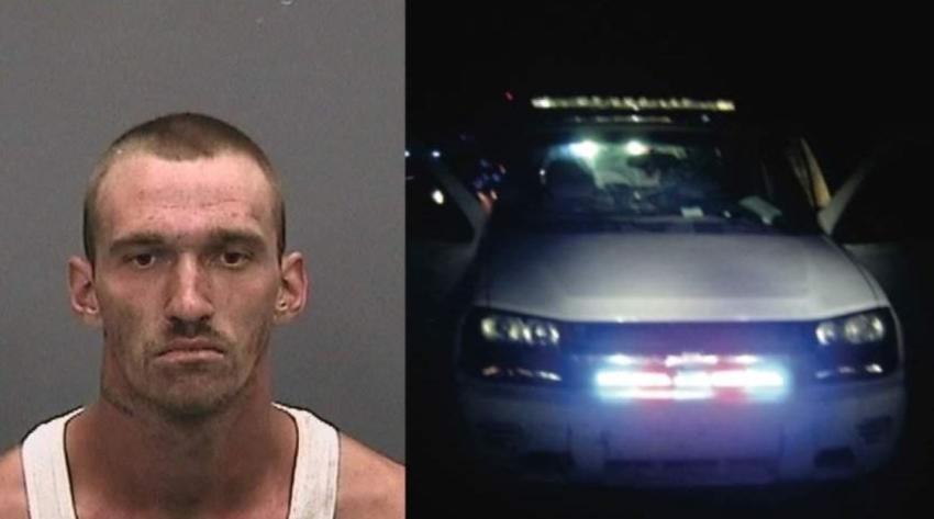 Hombre de Florida se hace pasar por policía e intenta detener a un policía encubierto