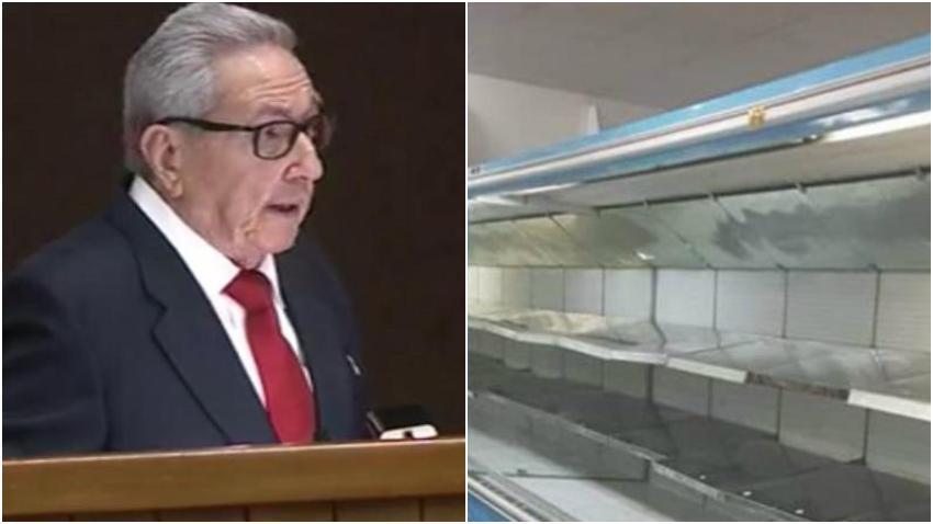 Cuba no está regresando a la fase aguda del Período Especial, asegura Raúl Castro