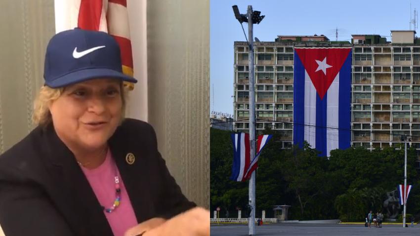 Ileana Ros-Lehtinen trabaja ahora para una compañía que cabildea para compañías que hacen negocios con Cuba